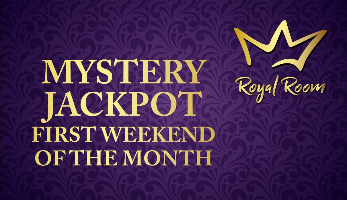 Royal Room Mystery Jackpot
