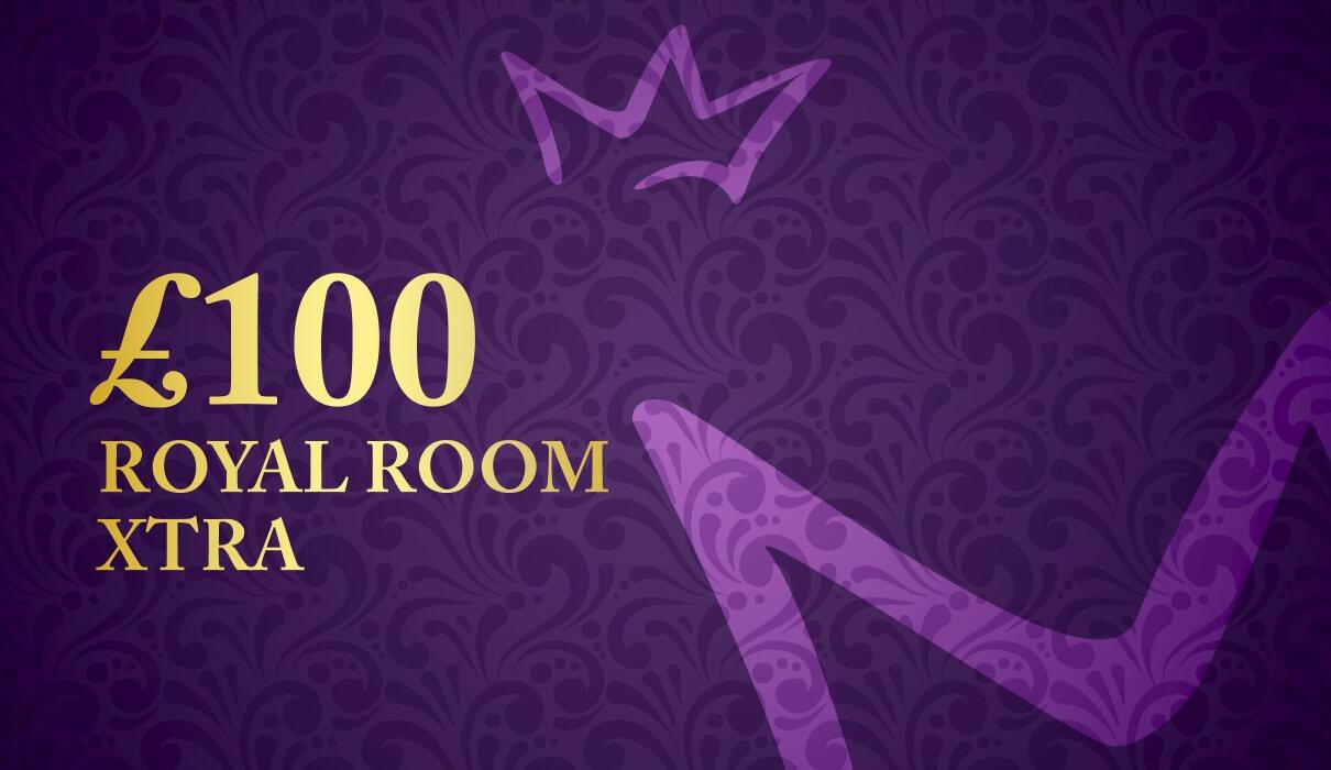 £100 VIP Exlusive Jackpot