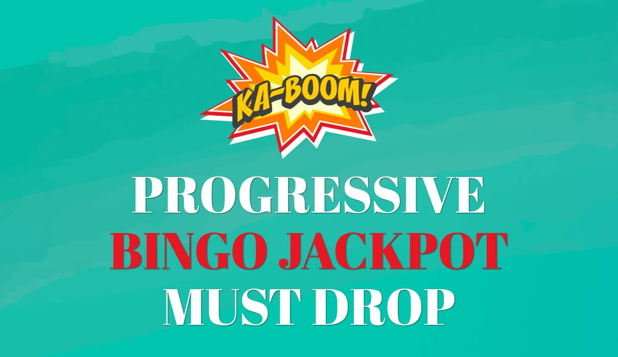 Must Drop Bingo Jackpots