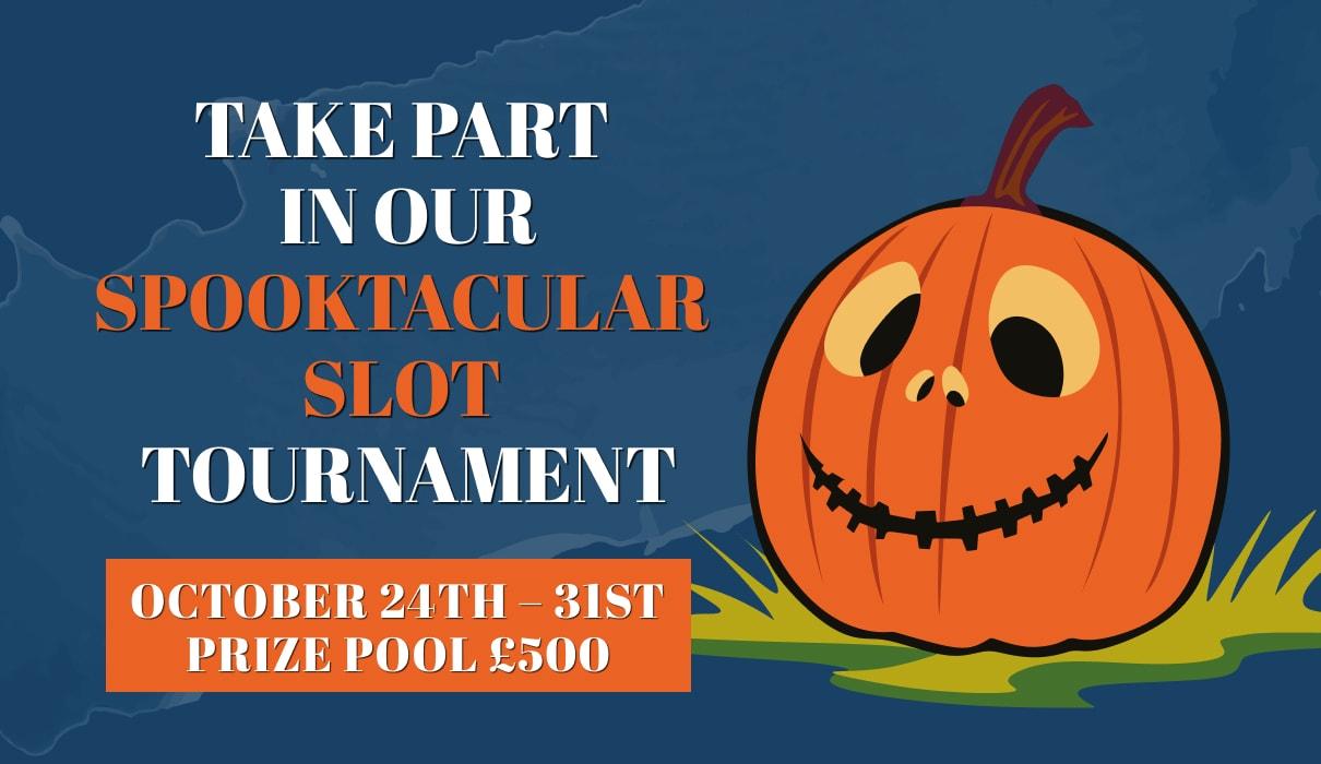 Halloween Slot Tournament