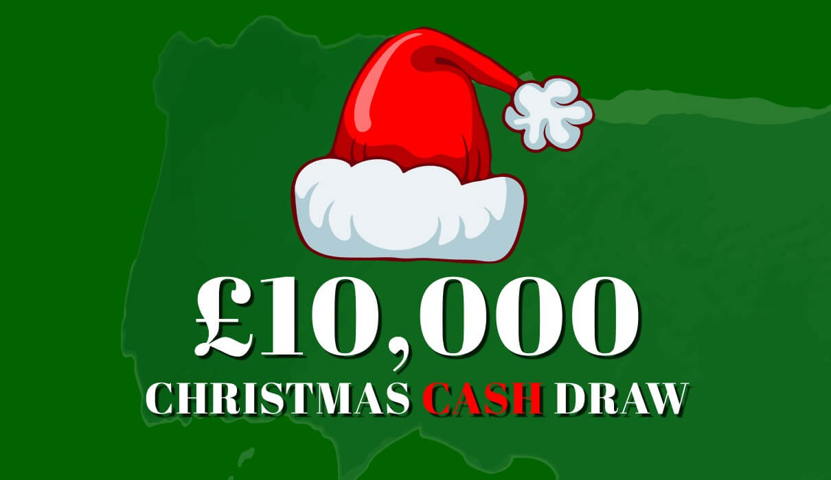 Christmas Cash Draw