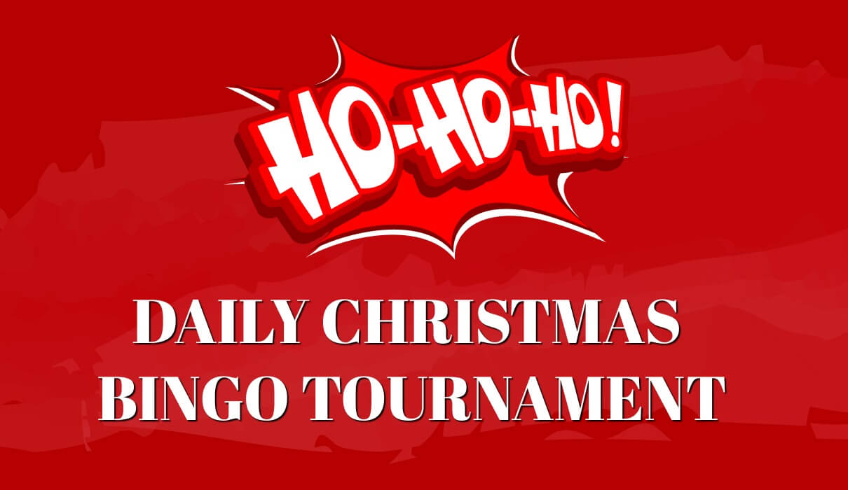 Daily Christmas Bingo Tournament