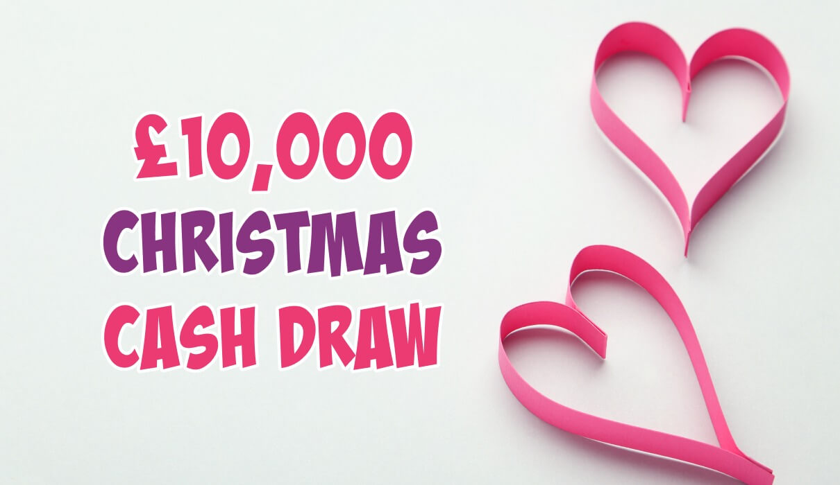 Christmas Cash Draw