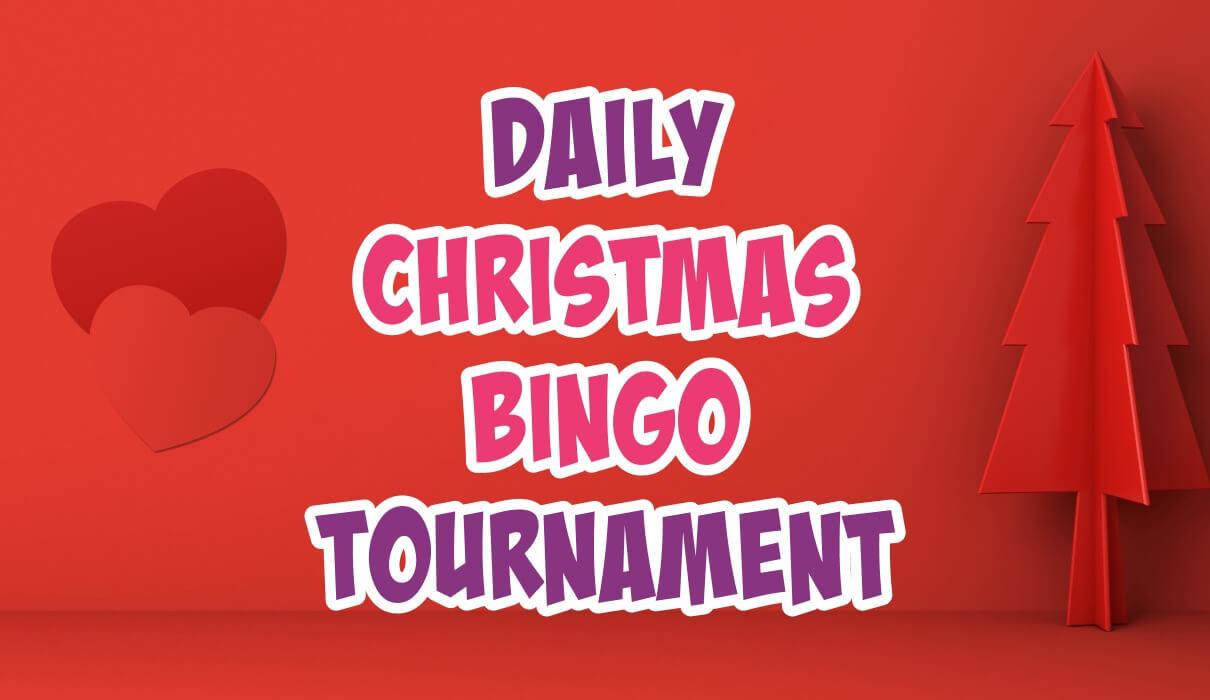 Daily Christmas Bingo Tournament