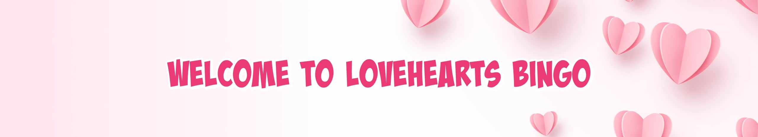 Love Hearts Bingo offers players entertaining bingo & online slot promotions on a weekly & monthly basis. Get more details here!