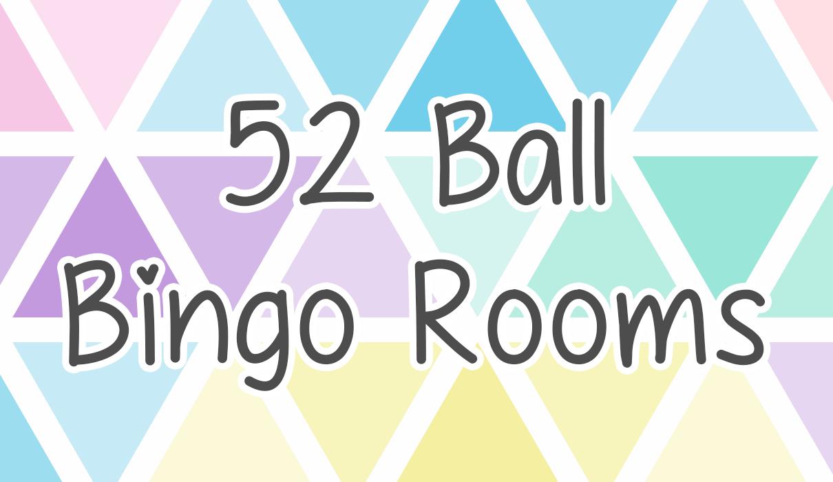 52 Ball Bingo Rooms