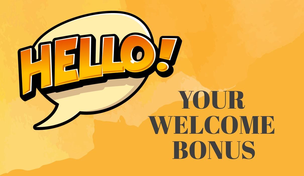 Bid Bingo Welcome Offer